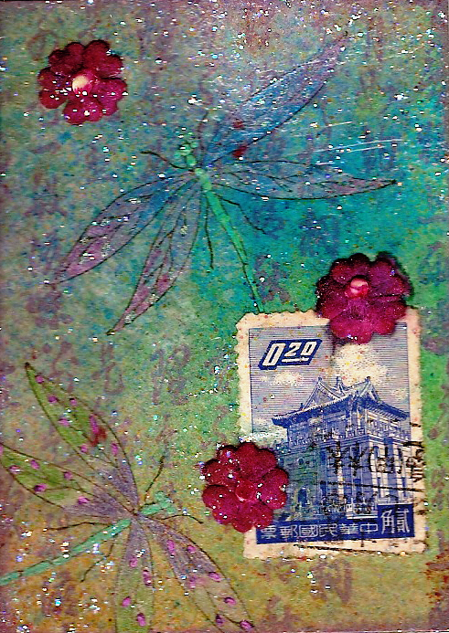 Chinese Dragonfly ATC 001