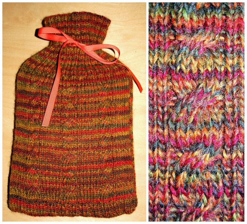 Hotwater Bottle Collage