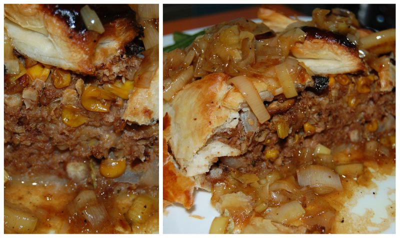 Chickpea Roast collage